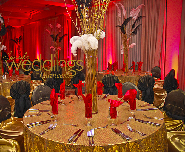 Hollywood Quince Laredo Weddings And Quinces
