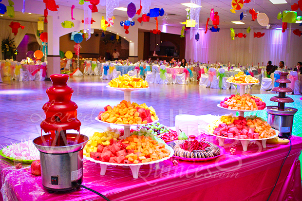 Candy Land Quince At Palacio De Los Presidentes Laredo