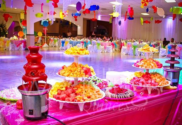 candy land quince at palacio de los presidentes � laredo