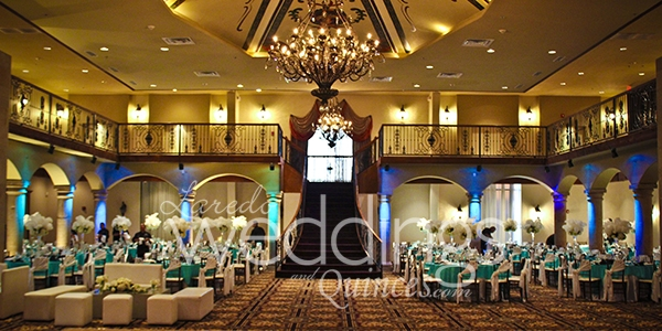Tiffany Blue Quince Laredo Weddings And Quinces