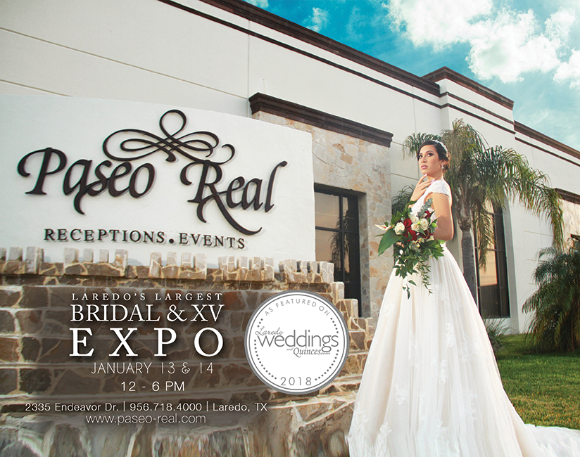 Paseo Real – Laredo Weddings and Quinces