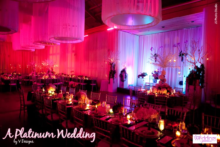 Platinum Wedding By V Designs Laredo Weddings And Quinces