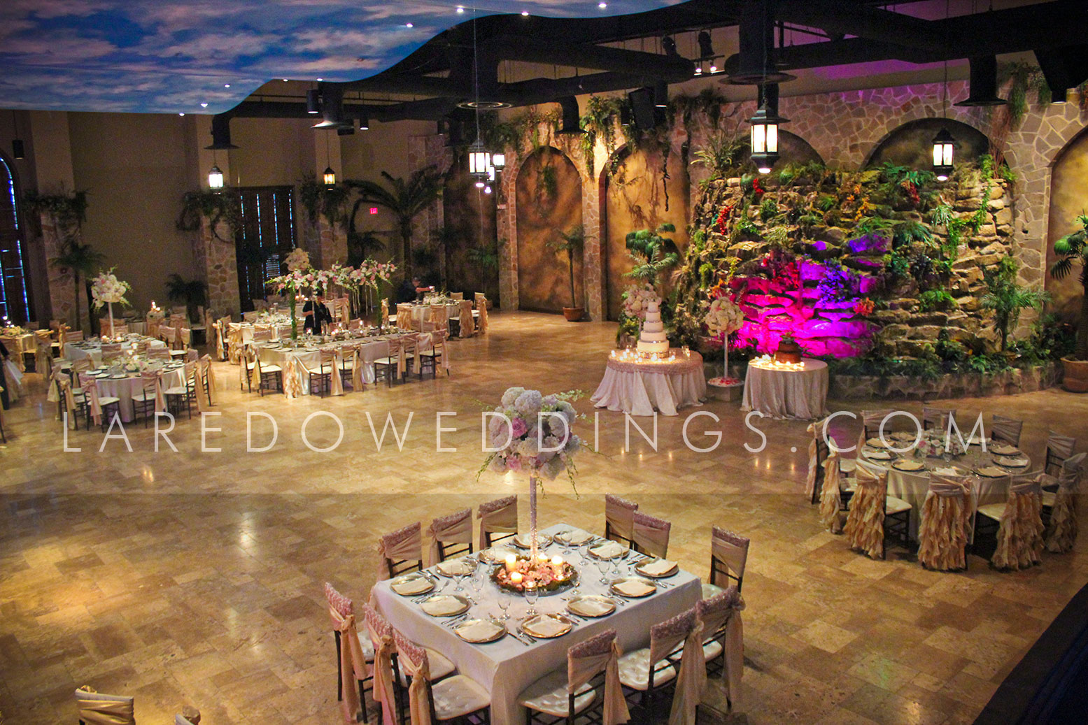 Paseo Real Laredo Weddings And Quinces
